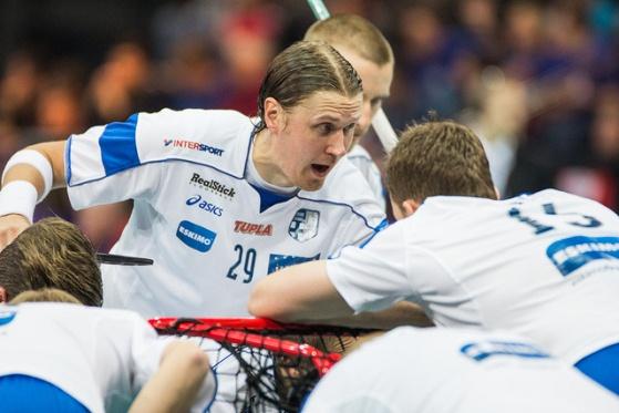Mika Kohonen palaa miesten maajoukkueeseen. Kuva: IFF
