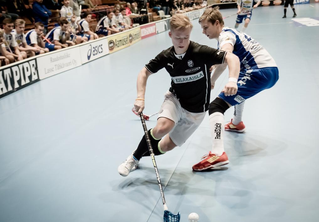 Miikka Sokka. Kuva: Anssi Koskinen.
