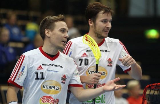 Kuva: Juhani Järvenpää/Salibandyliiga