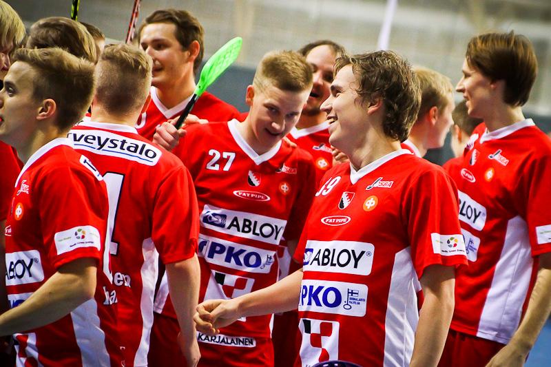 Kuva: Joona-Pekka Hirvonen.
