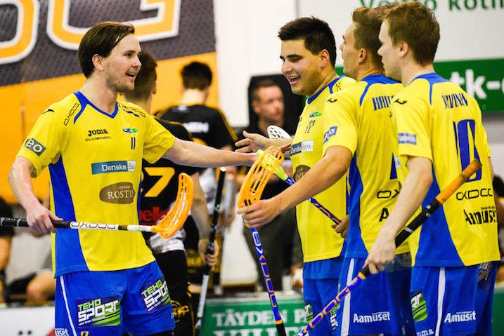 FBC Turku on pudottanut cupissa jo yhden divarijoukkueen ja kaksi liigajoukkuetta. Kuva: Esa Haanperä