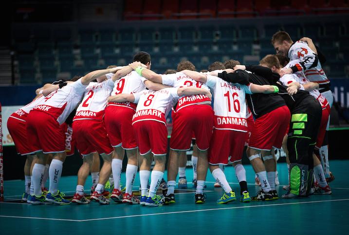 Saksan selättänyt Tanska kohtaa puolivälierissä Tshekin. Kuva: IFF