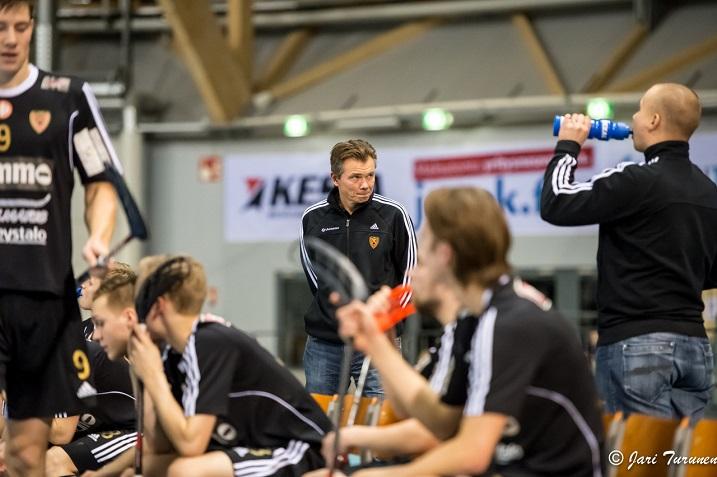 Jouni Kulmala on mukana Kooveen valmennusryhmässä. Kuva: Jari Turunen