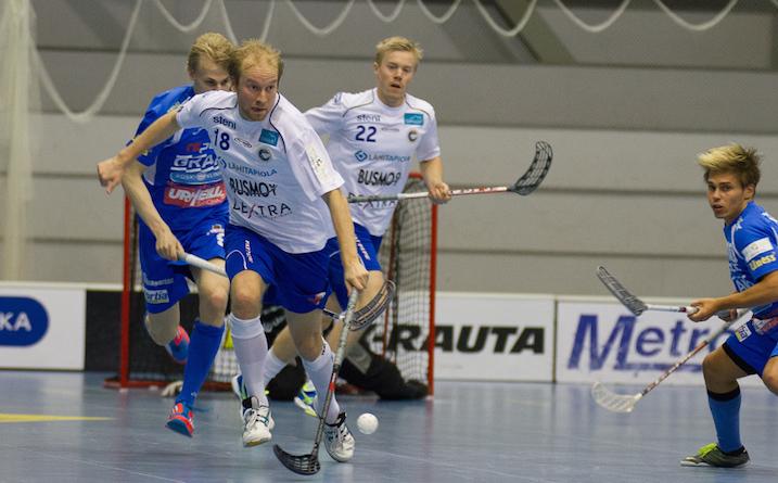 Erän Lauri Kapanen keräsi maanantaina tehot 1+3. Kuva: Topi Naskali