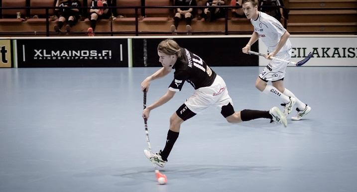 Jani Hyytiäinen on iskenyt tällä kaudella tehot 9+1 17 ottelussa. Kuva: Anssi Koskinen