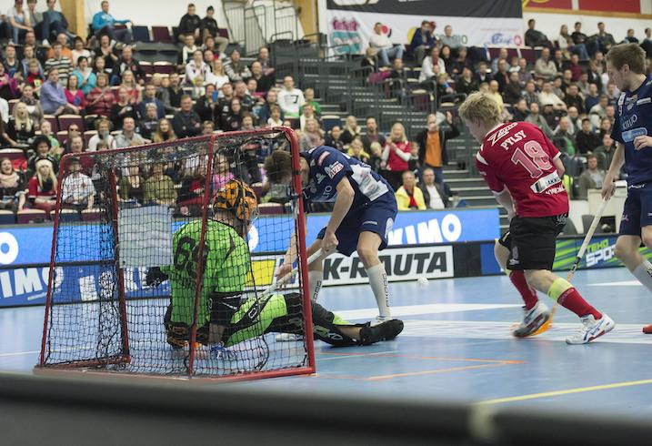 Joonas Pylsy juhli viime kaudella Suomen mestaruutta, seuraavaksi vuorossa Sveitsin mestaruus?