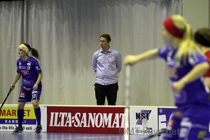 Kurrosen joukkueesta ei lähdetä Pattayalle kesken kauden. Kuva: Markku Taurama