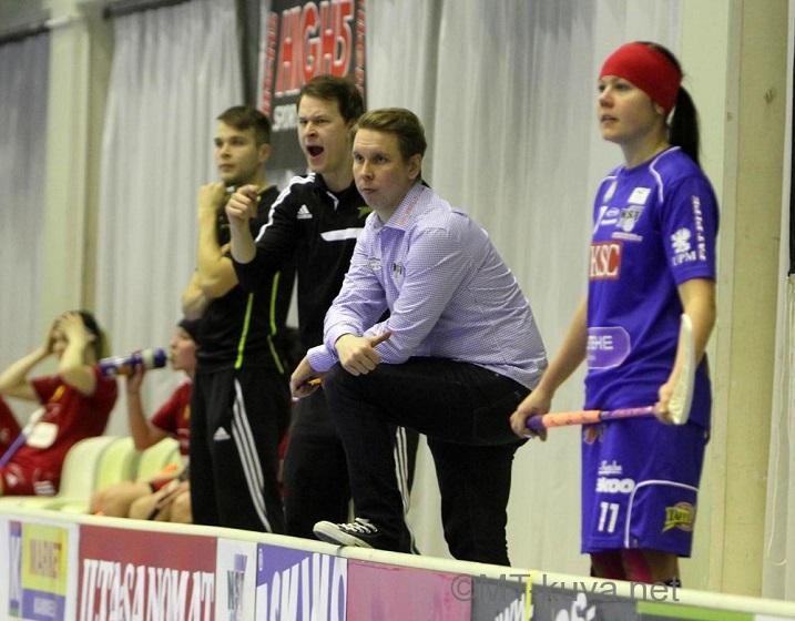 Lasse Kurronen aikoo keskittyä ensi kaudella vain maajoukkuevalmennukseen. Kuva: Markku Taurama