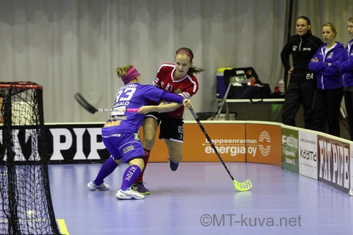 SB-Pron ja NST:n kohtaamisessa on isot panokset. Kuva: Markku Taurama