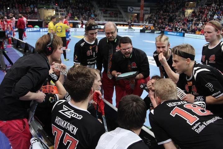 Happeesta kukaan ei yltänyt sunnuntaina viiden kallon arvosanaan. Kuva: Markku Taurama / mt-kuva.net