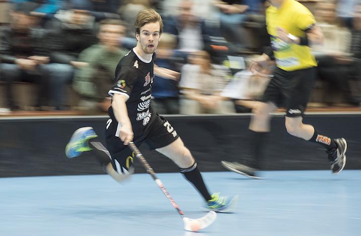 Lauri Lavonen jäi Happeessa pieneen rooliin. Kuva: Esa Jokinen