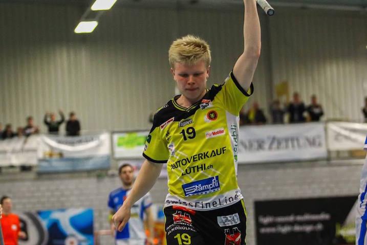 Kuva: Claudio Schwarz / unihockey-fotos.ch