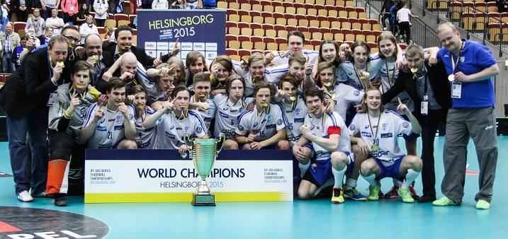 Maailmanmestaruutta juhlineessa MM-joukkueessa oli jokainen palanen kohdillaan, kirjoittaa Pääkallo.fi:n Anssi Karjalainen