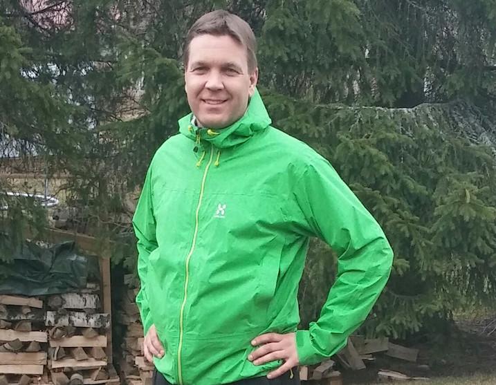 Jouni Kääriäinen on Erotuomarivaliokunnan tuore puheenjohtaja.