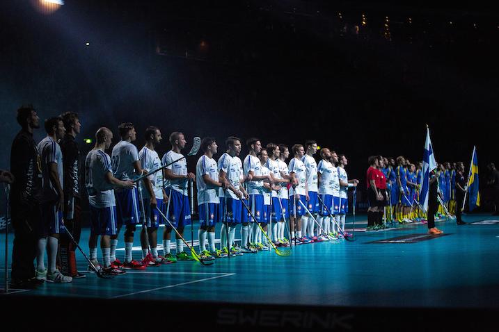 Nähdäänkö tämä näkymä vielä olympialaisissa? Kuva: IFF