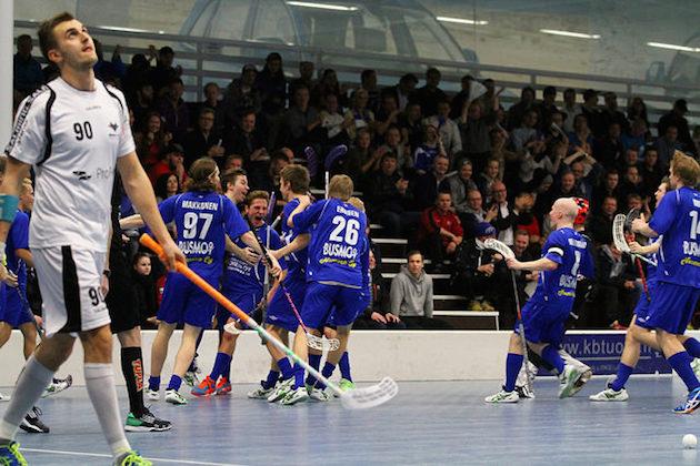 M-Team saa pelata ensi kaudella yhden liigaottelun Ruskeasuon Arena Centerissä. Kuva: Juhani Järvenpää