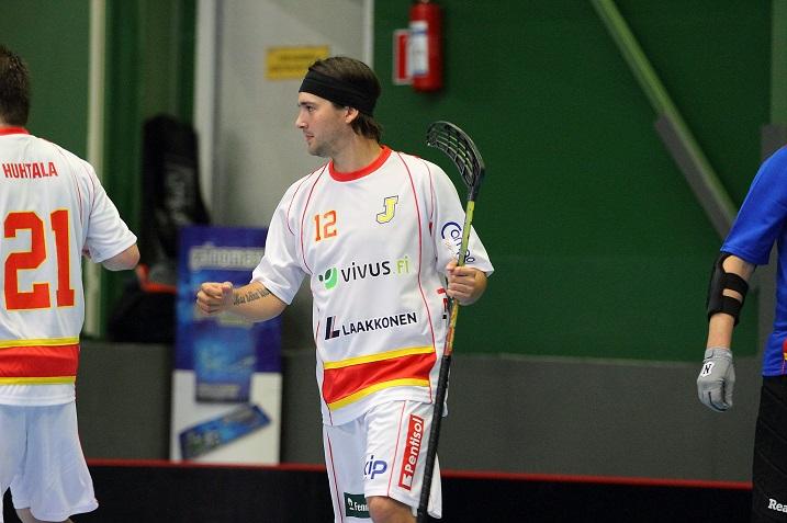 SM- ja MM-kultamitalisti Markus Bollström pelasi toissa kaudella Helsingin Jokereiden väreissä. Arkistokuva: Iiro Karesniemi