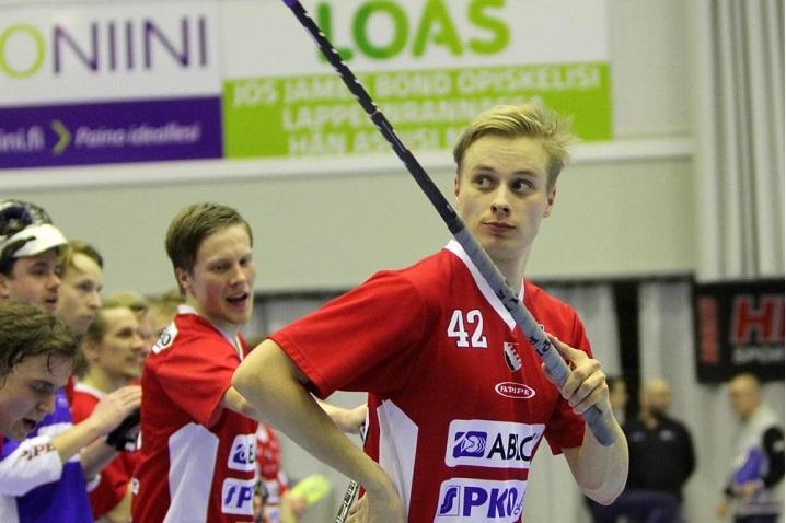 Jarkko Nurmela on vuoden tauon jälkeen NST:n mies. Kuva: Markku Taurama