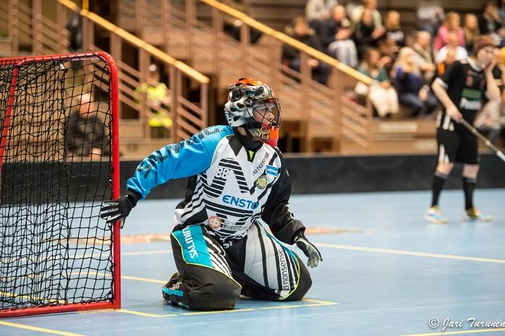 Krista Nieminen siirtyy Sveitsin liigaan. Kuva: Jari Turunen