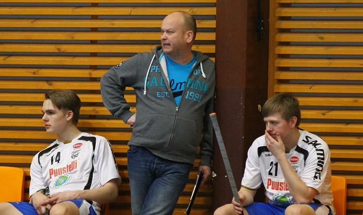 Karhut nousi viime kauden päätteeksi miesten Divariin. Kuva: Juhani Järvenpää