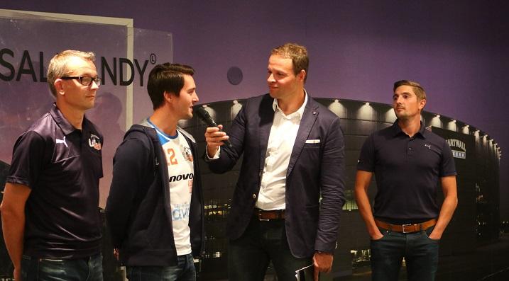 Markus Bollström on yksi tulevan kauden mielenkiintoisimmista pelaajista miesten Salibandyliigassa. Kuva: Juhani Järvenpää