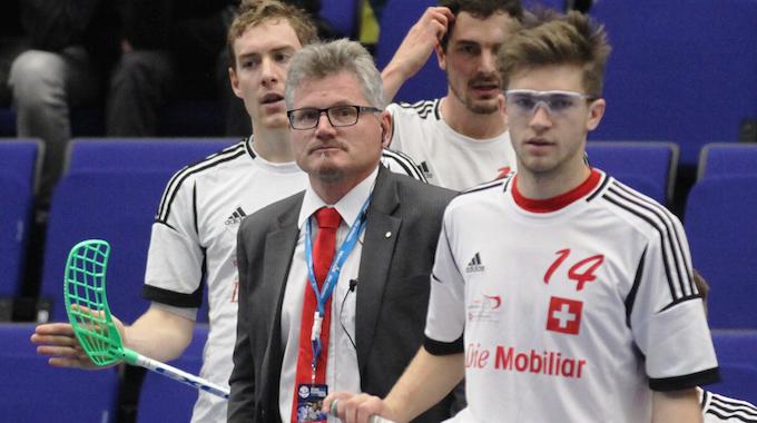 Petteri Nykky korvaa tulevalla kaudella Jarkko Rantalan Classicin päävalmentajana. Kuva: Salibandyliiga.