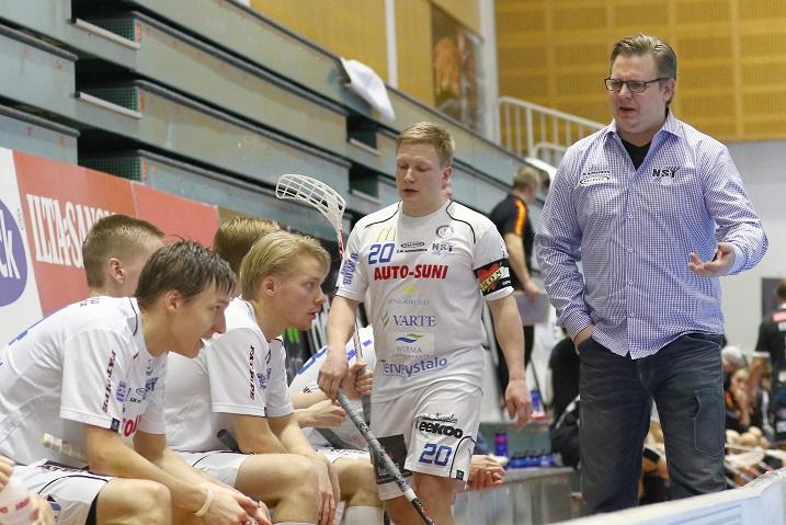 Tuomas Arposen (20) liigakausi on todennäköisesti ohi vakavan polvivamman vuoksi. Kuva: Juhani Järvenpää