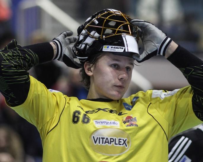 Santtu Strandberg (SSV). Kuva: Juhani Järvenpää