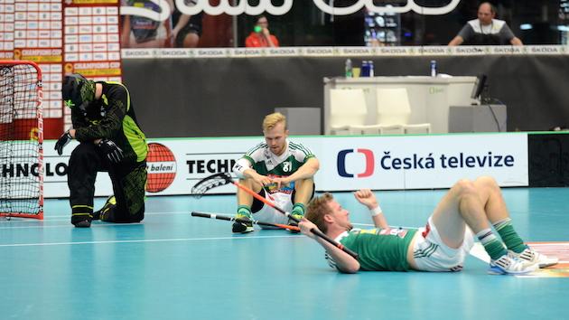 Wiler-Ersigen on ollut vaikeuksissa NLA:ssa Champions Cupin jälkeen. Kuva: IFF Flickr