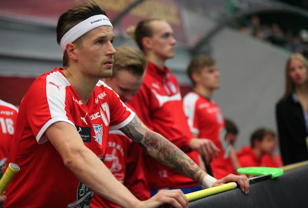 SPV:n ja Mikko Kohosen Champions Cup kesti vain yhden ottelun. Kuva: IFF