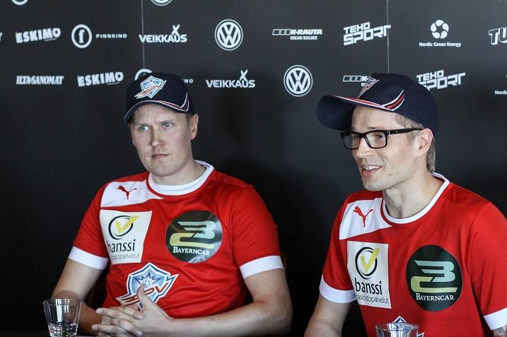 Kohosen veljesten edustama SPV aloittaa Champions Cupin suoraan turnauksen välieristä. Kuva: Mika Hilska