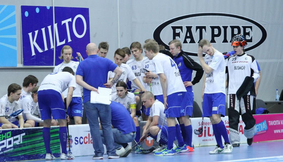 Erän kuviot on piirretty uusiksi ja joukkue lähtee hakemaan revanssia viime kauden pettymyksen jälkeen. Kuva: kaljupapparazzi.kuvat.fi
