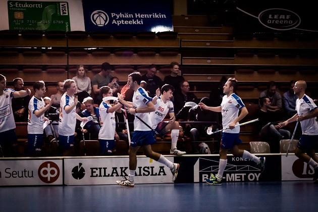 Esport Oilers on vahvassa vireessä juuri nyt. Kuva: Anssi Koskinen.
