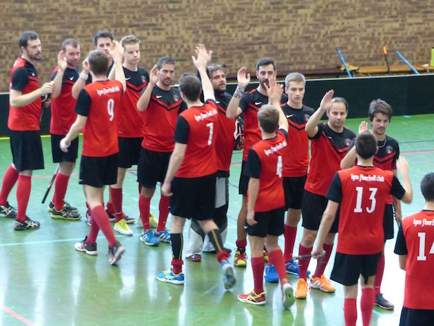Kuva: Lyon Floorball Club
