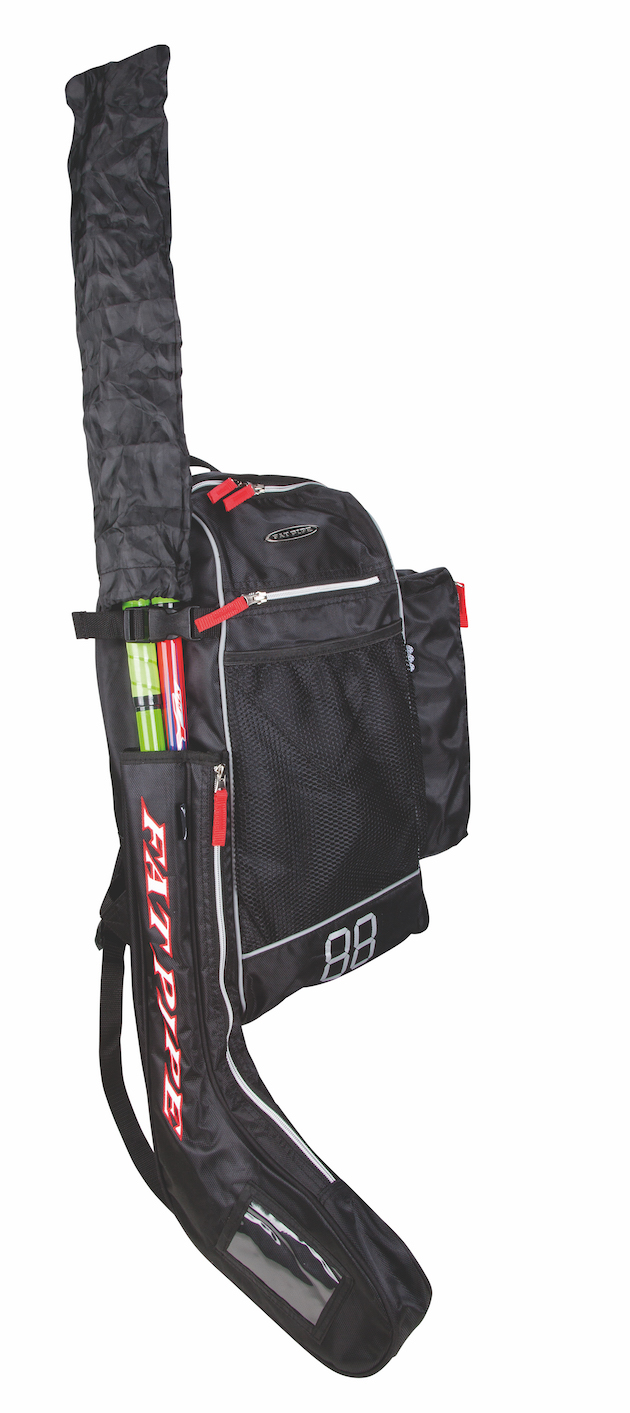2 x Fat Pipe Stick back pack -reppu
