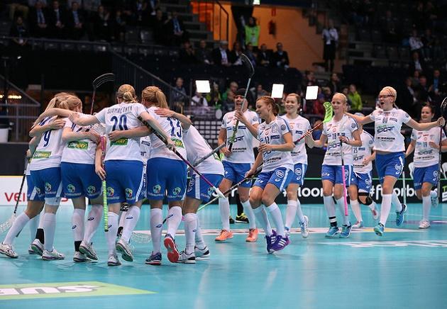 Suomella oli juhlan aihetta Norjaa vastaan. Kuva:IFF