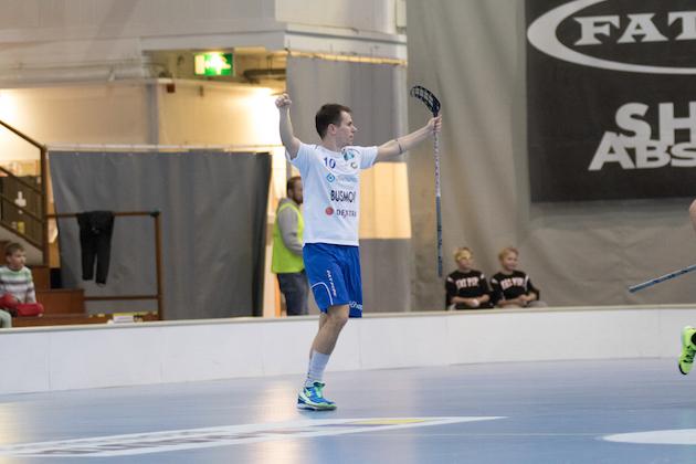 Tommi Aro pelasi mainion pelin Kooveeta vastaan. Kuva: Topi Naskali.