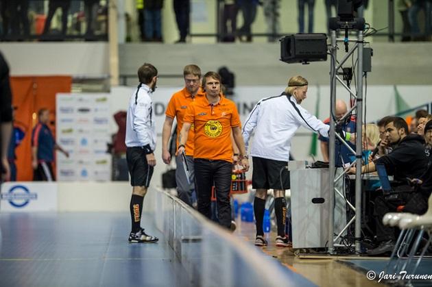Petri Kemppaisen mukaan LaSB:n organisaatiossa riittää kehitettävää ainakin pelaajapolun osalta. Sen suhteen pitäisi tehdä yhteistyötä myös jonkun toisen seuran kanssa. Kuva: Jari Turunen