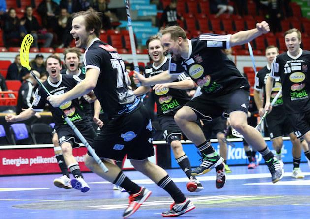 Viime kaudella Juho Järvinen ratkaisi Cup-finaalin ajassa 62.56. Kuva: Juhani Järvenpää