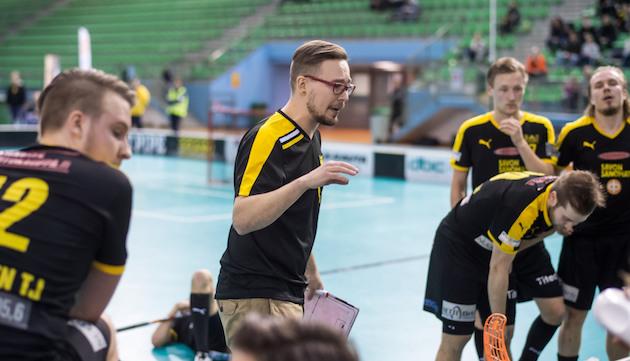Jani Lipsanen jättää tämän kauden jälkeen Welhot. Kuva: Jari Turunen