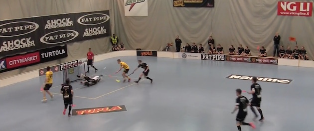 Kuvakaappaus: KVTVsalibandy / Youtube