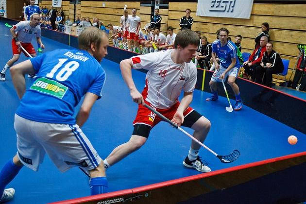 Lauri Kapanen oli hyvässä vireessä Tanskaa vastaan. Kuva: IFF