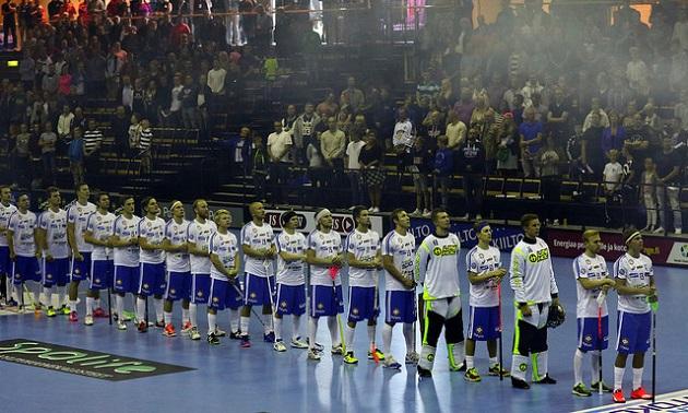 Miesten salibandyn MM-karsinnat käynnistyvät keskiviikkona. Suomi on oman karsintalohkonsa selkeä ennakkosuosikki. Kuva: Salibandyliiga