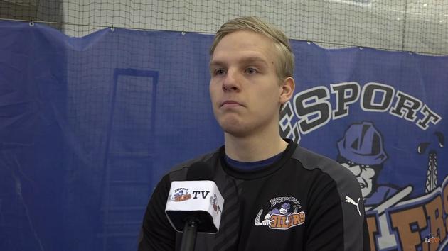 Myös Joel Markkola nähdään ensi kaudella Esport Oilersin riveissä. Kuva: Kuvakaappaus videolta