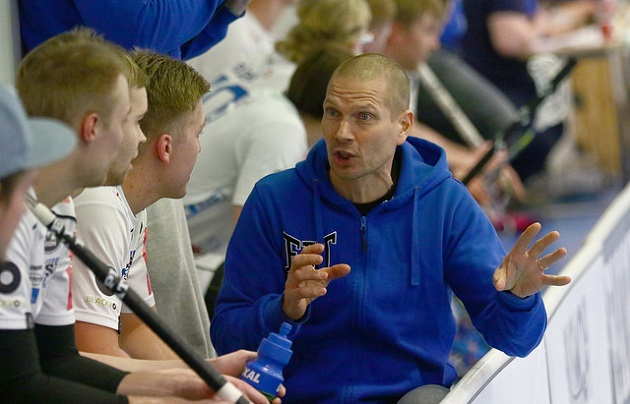 NST- Nokian KrP -ottelun tärkeyttä ei voi liiaksi korostaa lappeenrantalaisten näkövinkkelistä. Kuva: Juhani Järvenpää