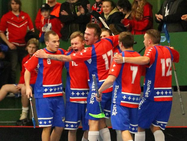 Helsingin IFK:sta tuli kevään ensimmäinen Divariin noussut joukkue. Arkistokuva: Juhani Järvenpää.