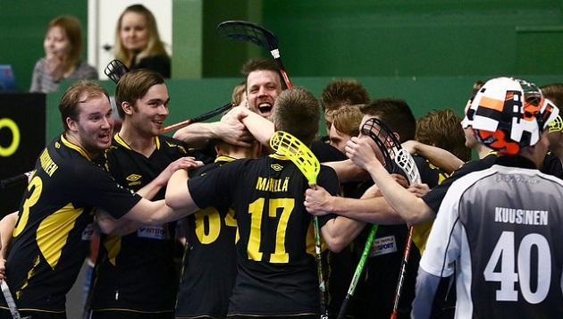 Juhliiko Keravan Blackbirds nousua takaisin Divariin kauden päätteeksi? Kuva: Juhani Järvenpää.