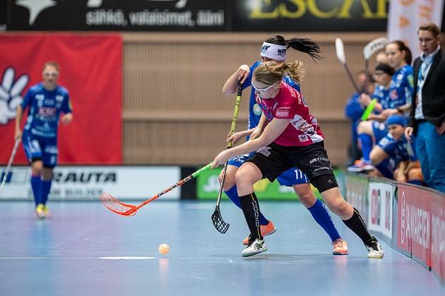 Classic ja NST kohtasivat tammikuun lopussa Suomen Cupin finaalissa. Classic voitti ottelun maalein 3-1. Kuva: Jari Turunen