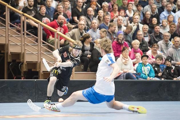 Veli-Matti Hynynen. Kuva: Esa Jokinen