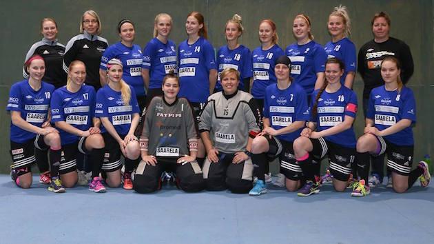 Naisten Divariin noussut Korsholm Crusaders fuusioituu SB Vaasan nimen alle. Kuva: Crusaders.